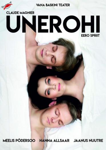 Claude Magnier ''Unerohi''