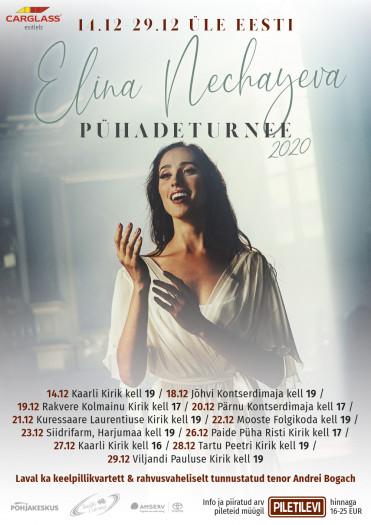 Elina Nechayeva Pühadeturnee 2020