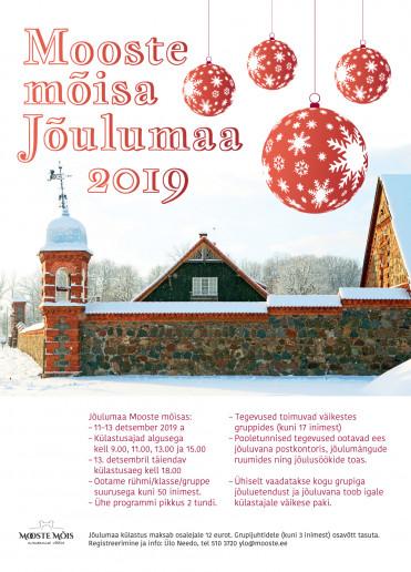 Mooste Jõulumaa 2019